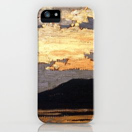 Tom Thomson - Landscape, Algonquin Park  - Canada, Canadian Oil Painting - Group of Seven iPhone Case