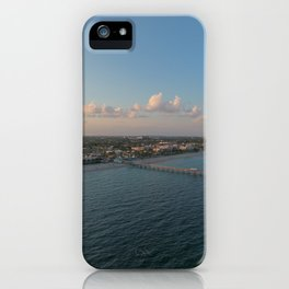 Lauderdale By The Sea iPhone Case