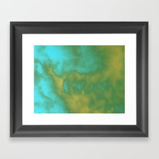 Beyond the Mist Framed Art Print