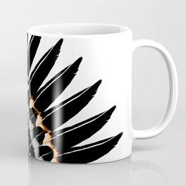 Feather Fringe Coffee Mug