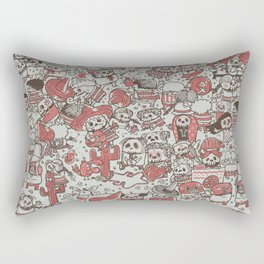 La Fiesta Rectangular Pillow