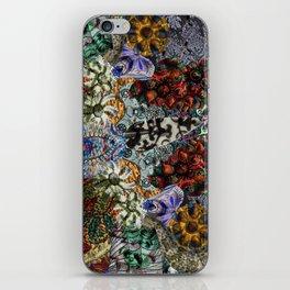 Psychedelic Botanical 15 iPhone Skin