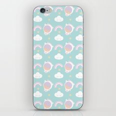 Be a unicorn iPhone & iPod Skin