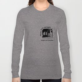 Once, Then, and Again Antiques and Collectables Long Sleeve T-shirt