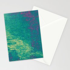 21-74-16 (Aquatic Glitch) Stationery Cards