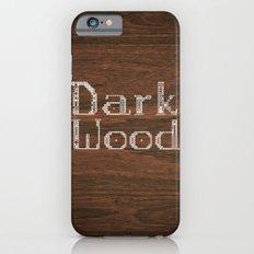 Dark Wood not WOODWOOD iPhone 6s Slim Case