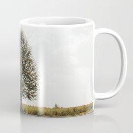 The solitary Burmese tree Coffee Mug