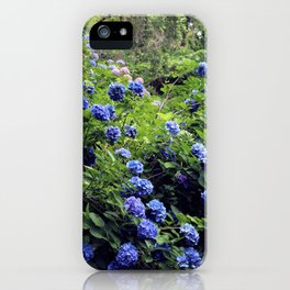 And in the Garden I Dance iPhone Case