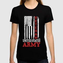 Veteran of the United States T-shirt