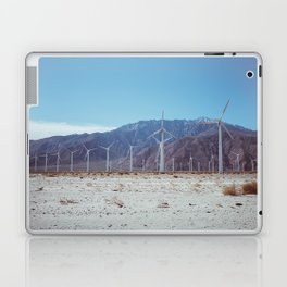 Palm Springs Windmills VII Laptop & iPad Skin