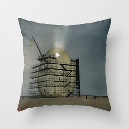 Creation of an eGG Throw Pillow