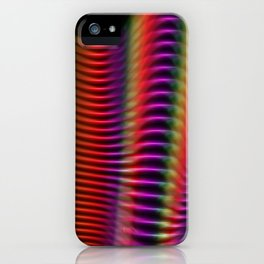 Light in motion two iPhone Case