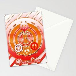 One Love (Dynasty) Stationery Cards