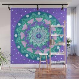 Soul Healing Mandala Wall Mural