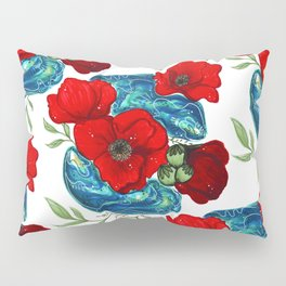 Remembrance Oysters Pillow Sham
