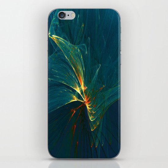 Lightness iPhone & iPod Skin
