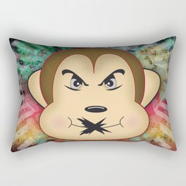 Mono Mudo Rectangular Pillow