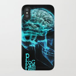 Programmer iPhone Case