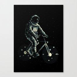 BIKESTELLAR Canvas Print