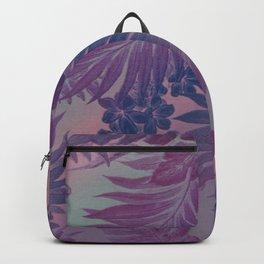 Happy Aloha Mauve Backpack