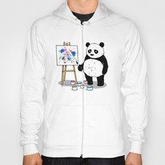 Panda Painter Hoody
