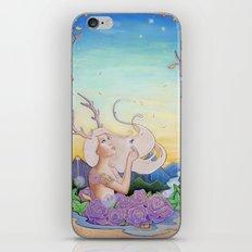Dandelion Dream iPhone & iPod Skin