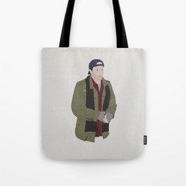 Gilmore Girls: Luke Danes Tote Bag