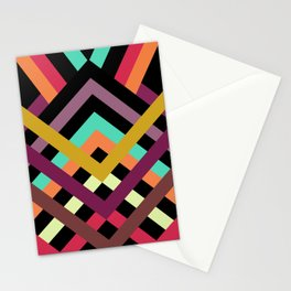 Abstract Composition 444 Stationery Cards