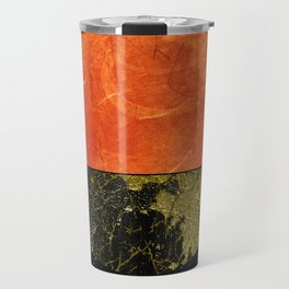 Abstract #157 Travel Mug