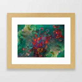 """""""Spring Pop Still Life"""" Framed Art Print"""