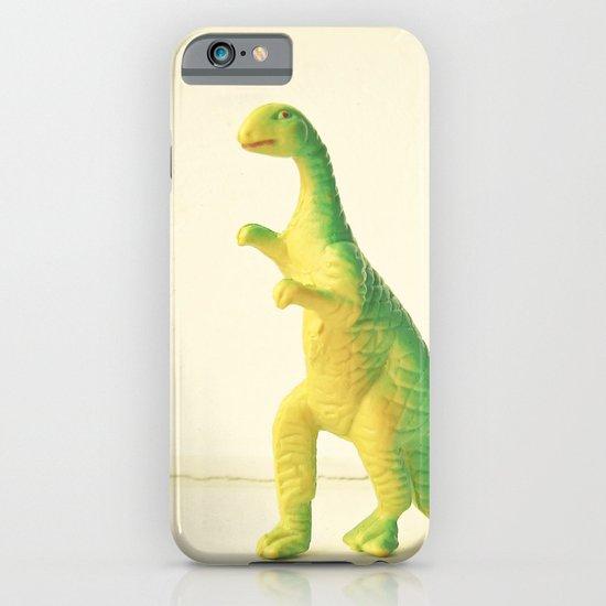 Dinosaur Attack iPhone & iPod Case