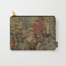 Hunt of Maximilian 2 Carry-All Pouch