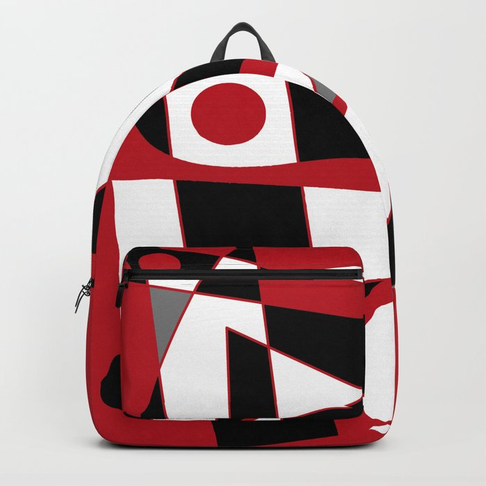 Abstract #185 Backpack