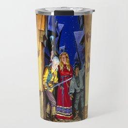 Shadow's Realm Travel Mug