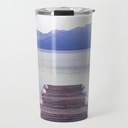 Lake Annecy, France Travel Mug