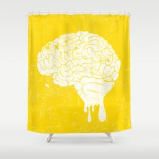 My gift to you V Shower Curtain