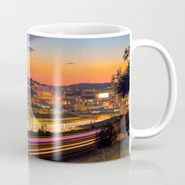 Sheffield at Night Coffee Mug