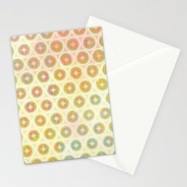 Star Dots Stationery Cards