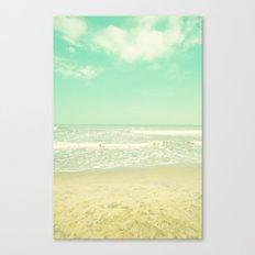 On Summer Canvas Print