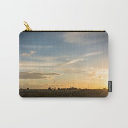 Ocaso en la marisma Carry-All Pouch