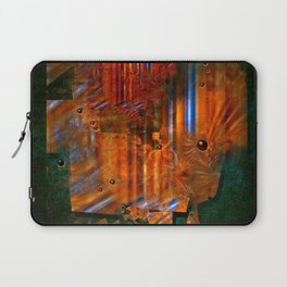 Abstract fields Laptop Sleeve