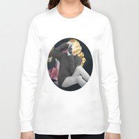 selfie Long Sleeve T-shirts featuring Selfie by Cs025