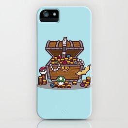 Epic Geek Loot iPhone Case
