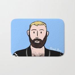 Beard Boy: Alberto Bath Mat