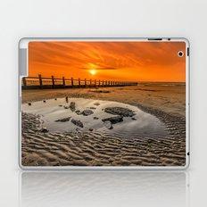 Blazing Sands Laptop & iPad Skin