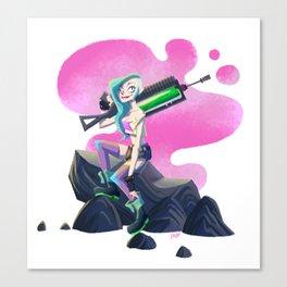 My Tangirl! Canvas Print
