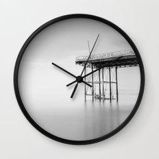 Victoria Pier Wall Clock