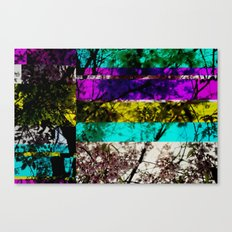 Colorbar Canvas Print