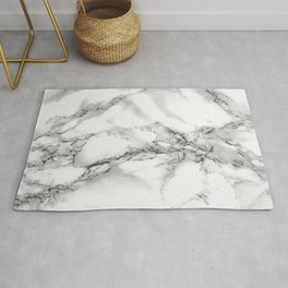 Marble - Gray Rug