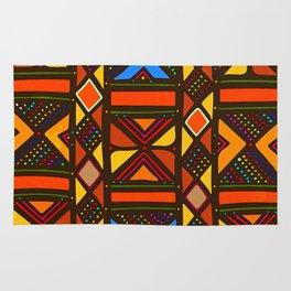 African Style No6, Sahara Desert Rug
